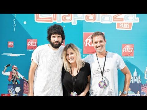 Kasabian en interview au Lollapalooza Paris