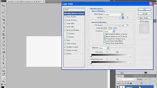 Слоистая надпись в Adobe Photoshop CS4 (2/20)