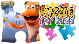 Games for Kids: Dr Seuss the Lorax Puzzle