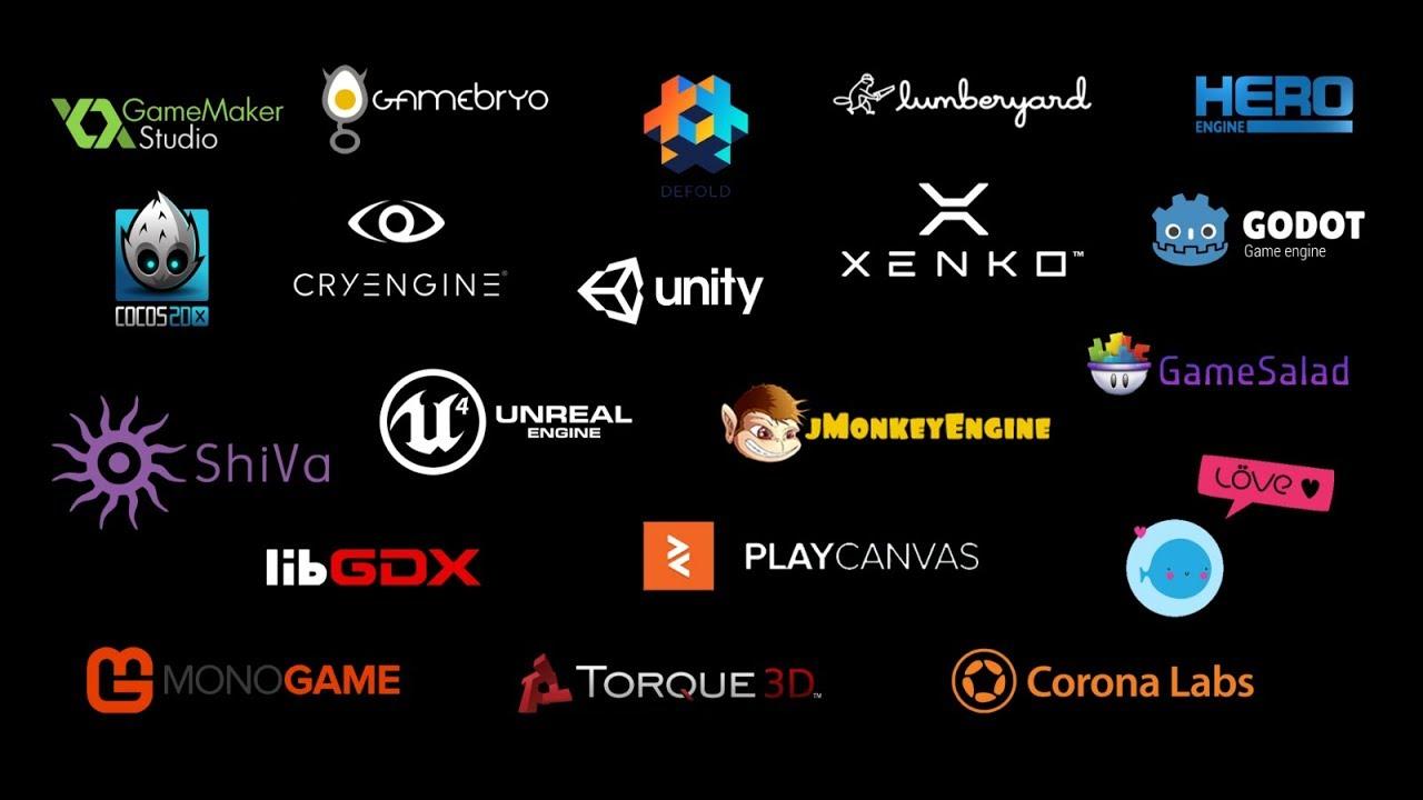 2019 년 최고의 비디오 게임 엔진 (비교)-YouTube