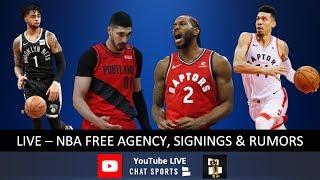 NBA Free Agency Latest: Jimmy Butler Trade Done, Kawhi Leonard, Rumors, Signings, Danny Green & News