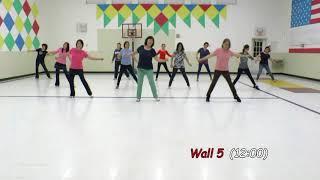 Love You More - Darren Bailey & Amy Glass - Line Dance