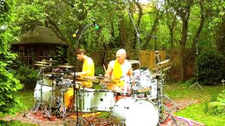 Playmobeat Drum Trio - Three Elements (Schlagzeilen 2013 - June)