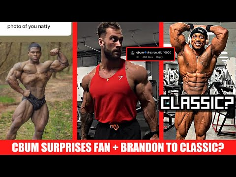 Bumstead Surprises Fan + Brandon Hendrickson to Classic Physique + Keone Pearson Natty or Not? +MORE