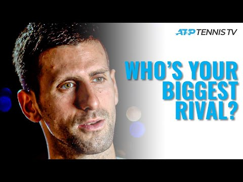 ATP Players Reveal Their Biggest Rival on Tour! ⚔️