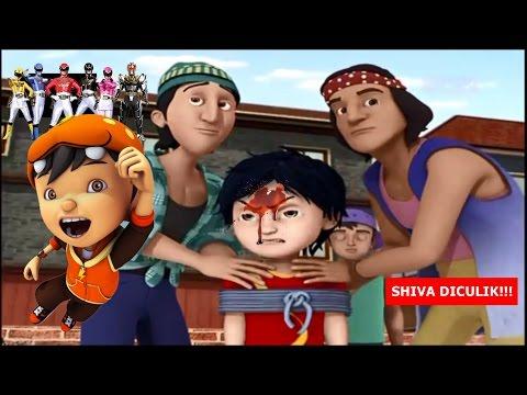 Episode Terbaru Shiva Bersatu Dengan Boboiboy Mengalahkan Penculik Anak