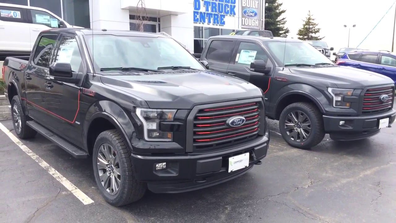 2016 f150 lariat special edition youtube. Black Bedroom Furniture Sets. Home Design Ideas