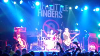 Stiff Little Fingers, Barrowlands, March 17, 2014 - Doesn