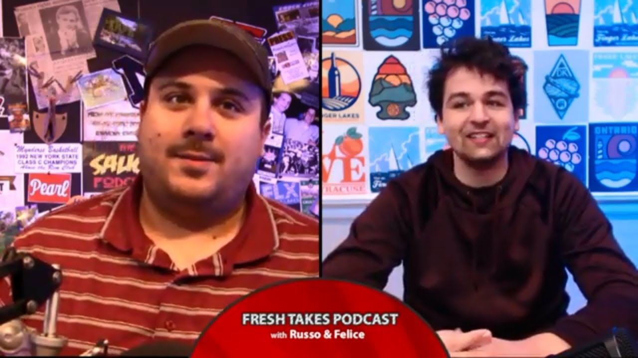 FRESH TAKES – WATCH LIVE NOW: Bran the Broken & Brooks the Buff take their crowns (podcast)