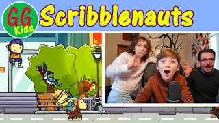 Scribblenauts - Great Game - Episode 1 - GGKids