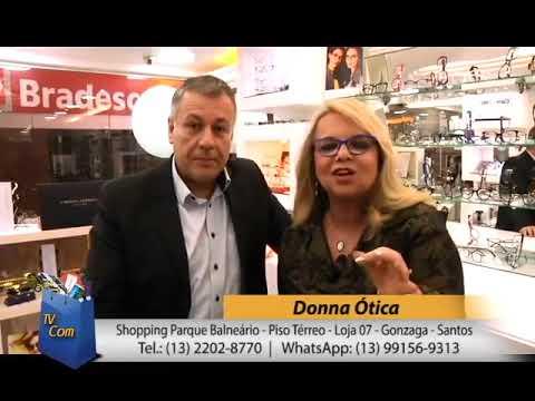 41a30a2da Donna Ótica - YouTube