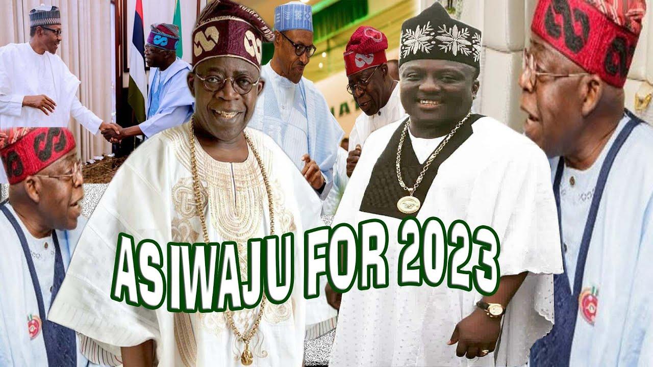Download BOLA AHMED TINUBU AND SAHEED OSUPA FOR 2023