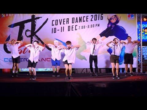 161210 [Special Show] BoyzX cover TWICE - TT (Funny Ver.) @ J&K Cover Dance 2016
