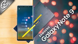 Samsung Galaxy Note 9 Unboxing & Hands On Review - Welcome Changes!