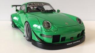 1/18 Autoart Porsche 993 RWB