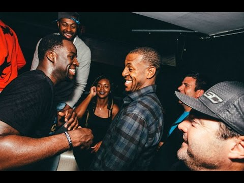 WARRIORS CELEBRATE: Raw video of Warriors party at Harlot Nightclub (Courtesy of Moet & Chandon )