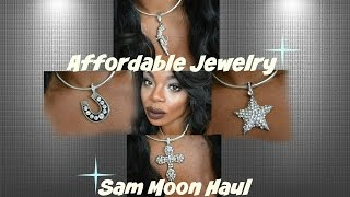Affordable Jewelry: Sam Moon Haul