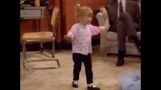 """Full House Michelle Tanner """"No more ballerina"""""""