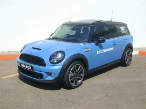 2017 Mini Cooper S Clubman A T R55 Auto For On Trader South Africa