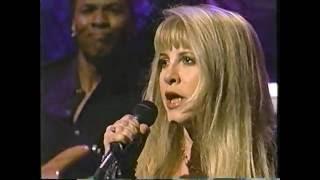 Stevie Nicks sings Stand Back on late night TV