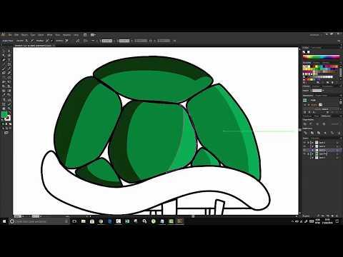 Curso Illustrator Desenhando Personagem 2D para Jogos Tutorial