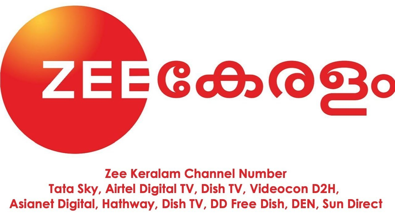Zee Keralam Channel Number Tata Sky Dish Tv Videocon D2h