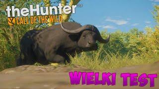 WIELKI TEST YOUTUBE 2 (theHunter: Call of the Wild #20)