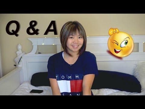 Q&A   Bailey Sok