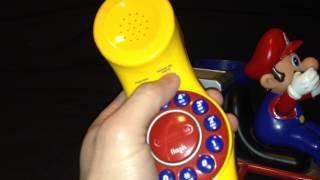 Mario Kart Telephone