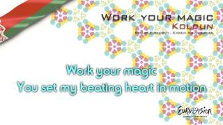 "Koldun - ""Work Your Magic"" (Belarus) - [Instrumental version]"