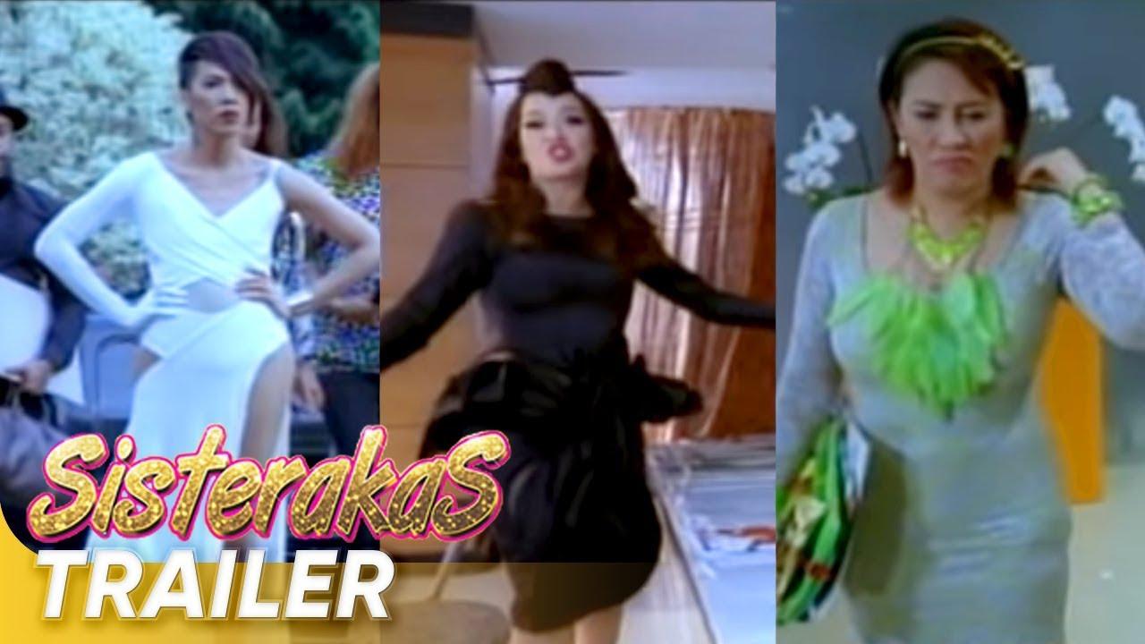 Download Sisterakas Official Trailer | Vice Ganda, Kris Aquino, and Ai Ai Delas Alas | 'Sisterakas'