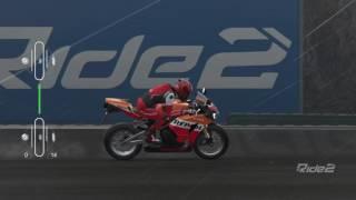 Ride 2 PS4Pデイリーチャレンジ スポーツバイクでヴァレルンガ CBR600RR ヴェリーイージー