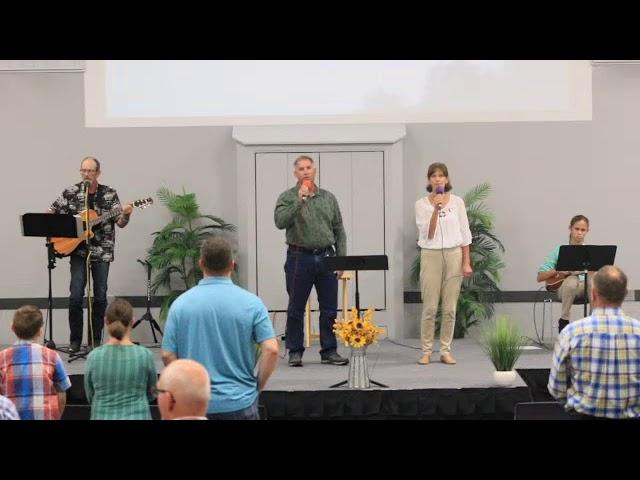 Sunday Worship Service - September 12th, 2021