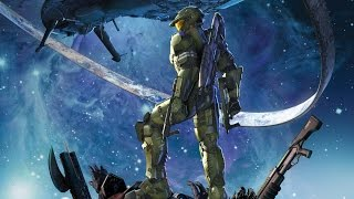 Now Available on Netflix: Halo Legends