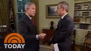 How 9/11 Changed Bush's Presidency: Part One   Archives   TODAY