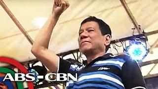 TV Patrol: Sikreto ng kampanya ni Duterte