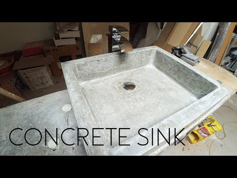 MONARCA Concrete Sink