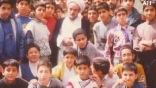 A Video Clip  about Allameh Jafari