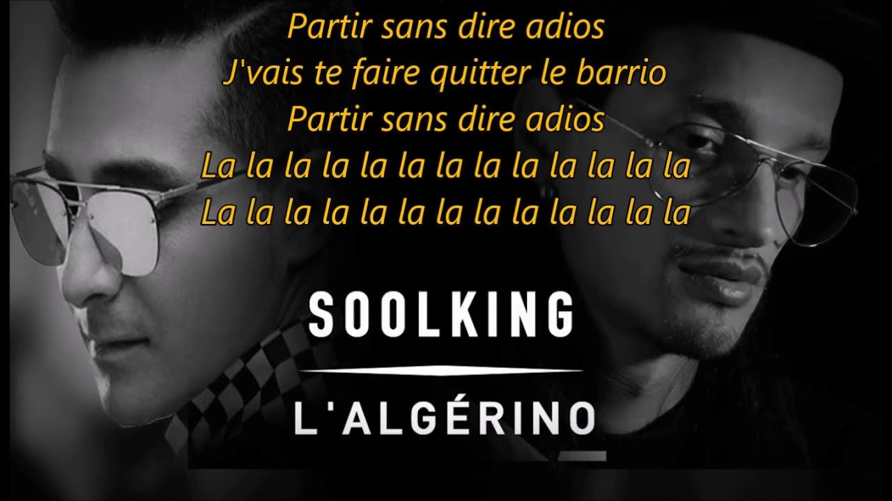 adios soolking