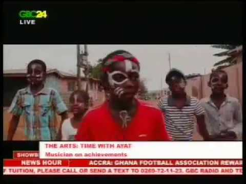 Ghana: Time with Rapper Ayat