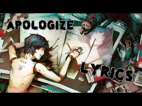 Nightcore - Apologize [Rock Cover]