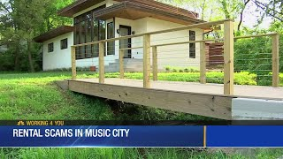 Rental scams in Music City