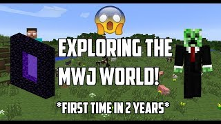 EXPLORING THE MWJ WORLD!