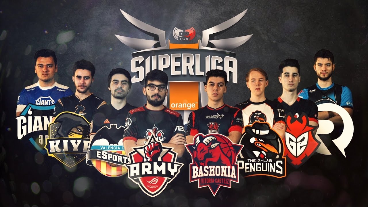 Arranca La Superliga Orange De League Of Legends