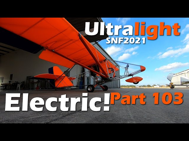 Electric! Aerolite 103 Ultralight Aircraft Part 103 Legal No License Required to Fly!