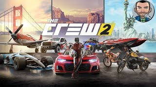 🔴 LIVE - The Crew 2 - Free Weekend (Uplay 27-30th)