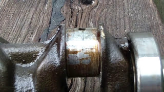 ezgo crankshaft repair