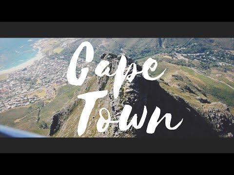 Cape Town Travel Film