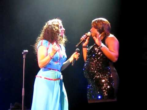 Trijntje Oosterhuis & Edsilia Rombley | I'll Be There @ North Sea Jazz Night, 08-07-10