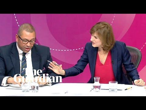 Fiona Bruce on 40 years of Question Time: 'it's where the reality confronts the rhetoric'